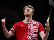 汇丰羽联总决赛:亚洲赛季第三站 安东森终成王者