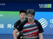 2021第十四届全运会羽毛球单项赛1/8决赛部分赛果