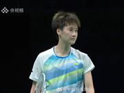 陈雨菲2-0何冰娇夺金 卫冕全运会羽毛球女单冠军