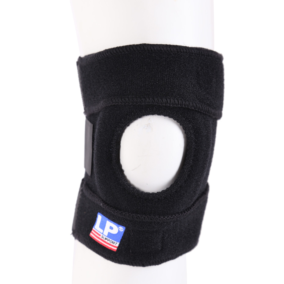 LP护具 调整型膝关节束带 LP788 爬山登山 篮球 慢跑 调整型护膝
