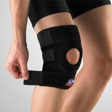 LP护具 高效髌骨释压型膝护套 758CA 稳定护膝 高透气 篮球 肌肉韧带拉伤