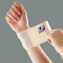 LP护具 腕部弹性绷带 LP633 手腕扭伤防护 高弹力透气护腕