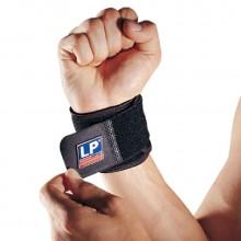 LP护具 高透气调整式腕部束套 LP753CA 预防治疗手腕扭伤