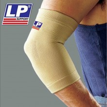 LP护具 四面伸缩型肘部保健护套 LP953 紧密包覆 减轻修复关节疼痛