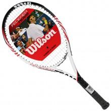 維爾勝 Wilson Federer Team 網球拍 T3288 碳鋁一體 舒適手感 包郵