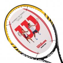 維爾勝 Wilson Exclusive Yellow 網球拍 T5965 玄武巖纖維