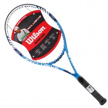 維爾勝 Wilson Exclusive Light Blue 網球拍 T5921 玄武巖纖維