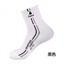 锐彪 SYD136 男款运动袜 中筒 包裹厚实透气【买二送一】