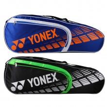 尤尼克斯YONEX BAG4623CR 三支装羽毛球包 运动包 官方正品 单肩手提两用