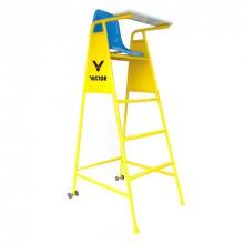 勝利 VICTOR C-7061 羽球裁判椅 滾輪設計移動輕巧穩固