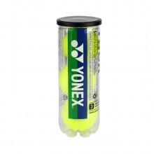 YONEX尤尼克斯網球 TOUR系列yy膠罐裝加壓比賽專用球 3粒裝