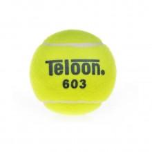 正品Teloon天龙季风T603网球 训练?#28909;?#29992;球  单个装