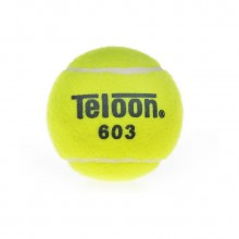 正品Teloon天龍季風T603網球 訓練比賽用球  單個裝
