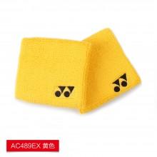 尤尼克斯 YONEX AC489 护腕 棉制运动护腕 两只装