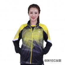 胜利VICTOR 男女运动外套 马来西亚国家队大赛服J-6061EC【胜利特惠清仓】