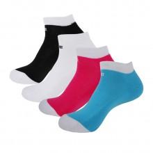 尤尼克斯YONEX 29102CR 女款羽毛球袜 运动短袜 舒适透气