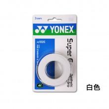 尤尼克斯 YONEX AC102手胶 三条装黏性手感超值柄皮 李宗伟使用