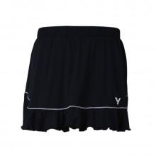胜利VICTOR K-6195C 女款羽毛球裤裙 运动短裙 内有安全裤设计【特价服装】