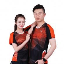 胜利VICTOR 男女羽毛球服 马来西亚队大赛服6002/6102【胜利特惠清仓】
