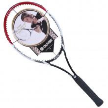 oliver奧立弗全碳素網球拍MP98R初級入門型紅色款