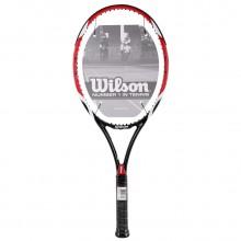 維爾勝 Wilson K FRONTON(F) RED 網球拍 T6600【特賣】