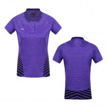 李宁 AAYK138-3 女款羽毛球服 比赛上衣 运动T恤 2015世锦赛国家队比赛服 TD版