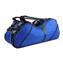 李宁 ABJK014-2 羽毛球包 6支装双肩驼峰包 多功能运动包 大容量超值羽包