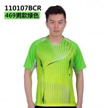 尤尼克斯 YONEX 男女羽毛球服 运动T恤 亮绿色 110107 210107绿