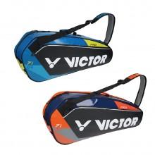 胜利 VICTOR BR7109 羽毛球包 六支装单肩背拍包 大容量