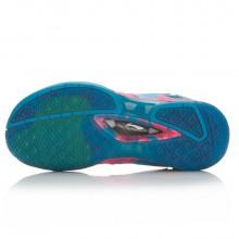 李宁 AYAL024-1 女款羽毛球鞋 李雪芮同款战靴 国羽赞助系列