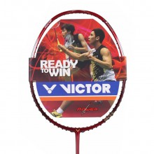 胜利VICTOR Ti99 脉动99 羽毛球拍 ART-Ti99 暴力红魔 全力扣杀快速反击【特卖】