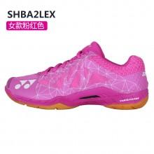 尤尼克斯 YONEX 女羽毛球鞋 亨德拉战靴 超轻舒适 SHBA2LEX
