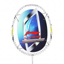 李宁羽毛球拍 全碳素 高性价比 A990 高颜值 珍珠白