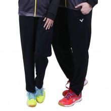 胜利VICTOR 男女同款羽毛球长裤 运动长裤 清爽舒适 P-6085C