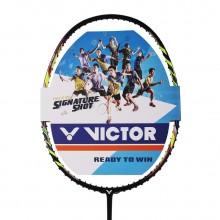 VICTOR胜利羽毛球拍 HX-90 强力进攻型 稳定控制