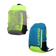 李宁 ABSL216-2/-6 双肩背包 羽毛球包 多功能运动包 大容量