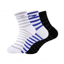 李宁 女款羽毛球袜 长筒运动袜 透气舒适 包裹设计 AWSL191