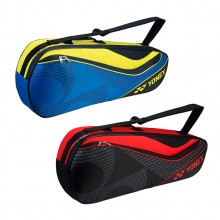 尤尼克斯YONEX 三支装羽毛球包 BAG8723EX 多功能运动包 单肩背包