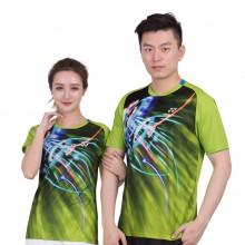 尤尼克斯 YONEX 男女羽毛球服 时尚速干 110267 210267 绿