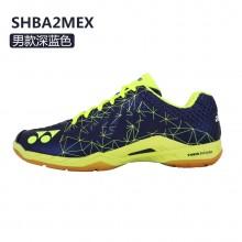 尤尼克斯 YONEX 男羽毛球鞋 亨德拉战靴 超轻舒适 SHBA2MEX