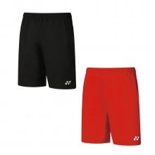 尤尼克斯 YONEX 15048CR 男款羽毛球裤 运动短裤 吸湿速干 透气清爽