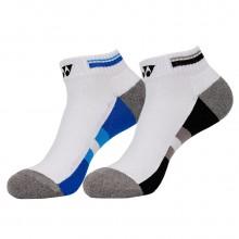 尤尼克斯YONEX 245068BCR 女款羽毛球袜 运动袜 舒适透气