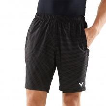 胜利VICTOR R-80204C 男款羽毛球短裤 运动短裤 吸汗速干【特价服装】