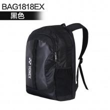 尤尼克斯YONEX BAG1818EX 双肩包 羽毛球拍包 运动背包 独立鞋袋设计