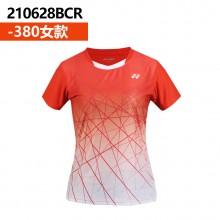 尤尼克斯 YONEX男女羽毛球服 透气速干  2018新款 110628/210628