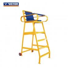 勝利 VICTOR C-7062 羽球裁判椅 滾輪設計移動輕巧穩固
