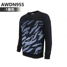 李宁 AWDN955 男款运动上衣 套头卫衣 2018秋季新款