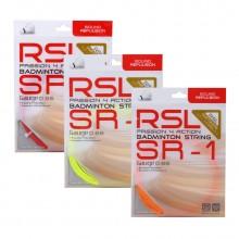 亚狮龙RSL SR-1 羽拍线 爽快的击球音 高弹型