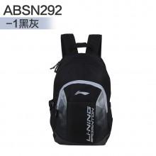 李宁 ABSN292 双肩背包 大容量 三色可选