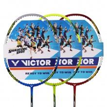 VICTOR勝利羽毛球拍尖峰7600 (MX-7600A/F/G) 八面刀鋒設計